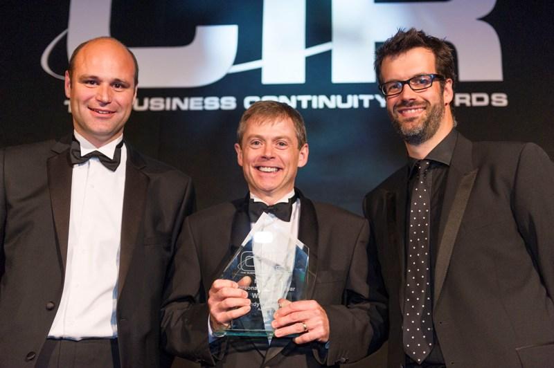 CIR Awards 2013